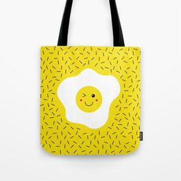 Eggs emoji Tote Bag
