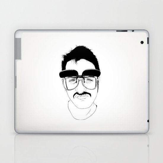 Bigotaco Laptop & iPad Skin