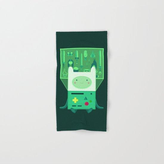 Make Believe Hand & Bath Towel
