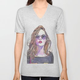 Cara RESERVED Unisex V-Neck