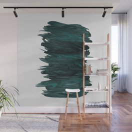 Abstract Minimalism #3 #minimal #ink #decor #art #society6 Wall Mural