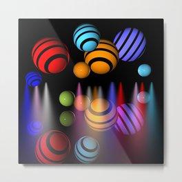 balls of light -2- Metal Print