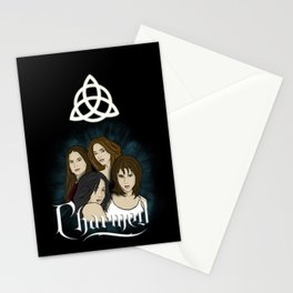 Charmed Stationery Cards