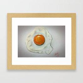 Sunny-Side Up Framed Art Print