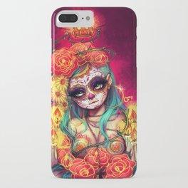 Día de los Muertos iPhone Case