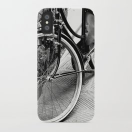 Bike Detail iPhone Case