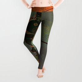 The Game Changer - Ice Hockey Tournament Leggings