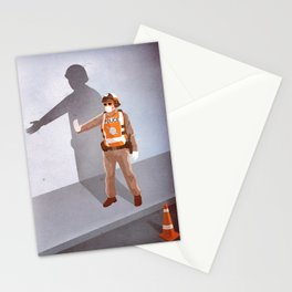 Mandatory Tipping (The Checkpoint) Stationery Cards