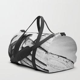 An old wreck Duffle Bag