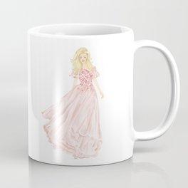 The Pink Dress Coffee Mug
