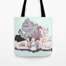 Neverending Plushies Tote Bag