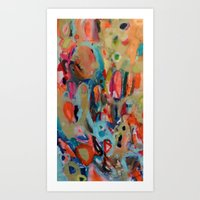 theatre Art Prints featuring theatre by sylvie demers