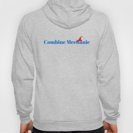 Combine Mechanic Ninja in Action Hoody