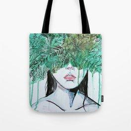 The Darkling Thrush Tote Bag