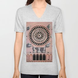 Assisi Cathedral Unisex V-Neck