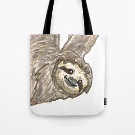 Sloth with Bunting #1 Tote Bag