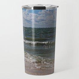 Sandcastle Kisses Travel Mug