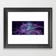 Flowr_04 Framed Art Print