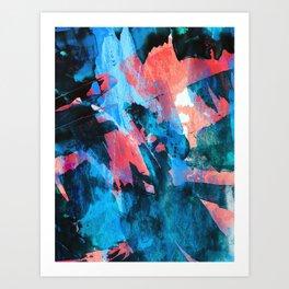 EBD ABSTRACT 4 Art Print