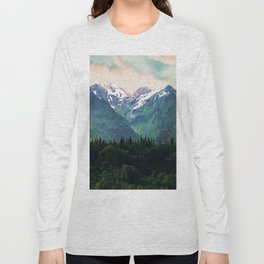 Escaping from woodland heights I Long Sleeve T-shirt