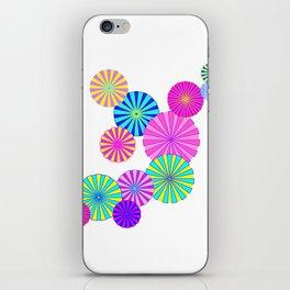 Parasols iPhone Skin