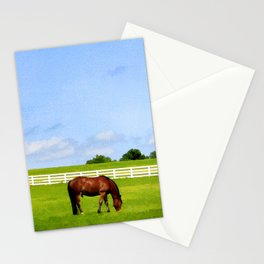 Summer Grazing Stationery Cards