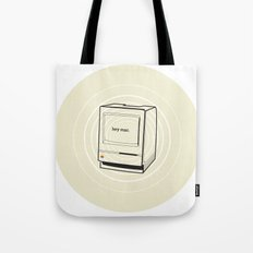 mac Tote Bag