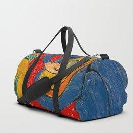 Good Girls by Henri Matisse  Duffle Bag