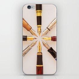 Penwheel iPhone Skin