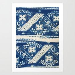 Lace Space Art Print