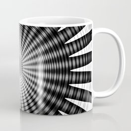 Spiral Madness Coffee Mug