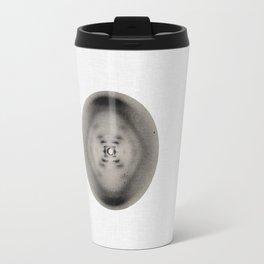 X-ray diffraction image of DNA Travel Mug