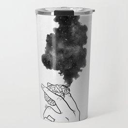 Burning mind. Travel Mug