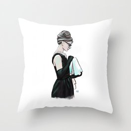 Holly Golightly (1961) Throw Pillow