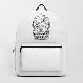 nothing matters Backpack