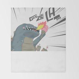 Godzelato! - Series 2: GOAHHHHHH! Throw Blanket