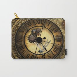 Steampunk design Carry-All Pouch