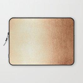 Simply Deep Bronze Amber Laptop Sleeve