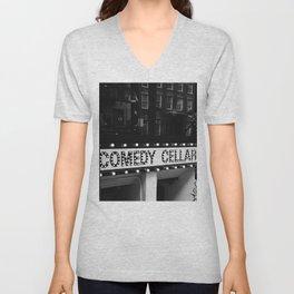 New York Comedy Cellar Unisex V-Neck