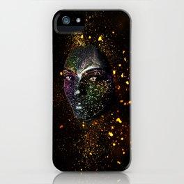 Goddess of Cosmos iPhone Case