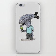 Happiest Space On Earth iPhone & iPod Skin