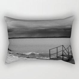 storm is coming Rectangular Pillow