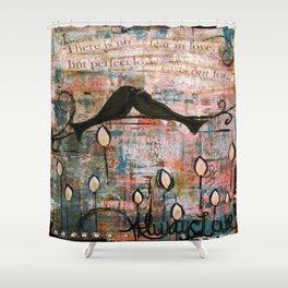 Always Love Shower Curtain