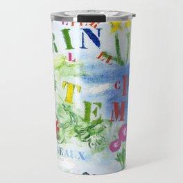 Soleil Travel Mug