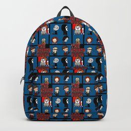 The Horror Bunch: Slashers Unite Backpack