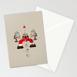 Who loves christmas? Stationery Cards