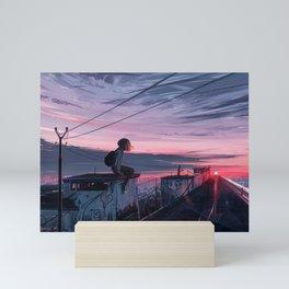 Someday Mini Art Print