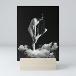 Weightlessness Mini Art Print