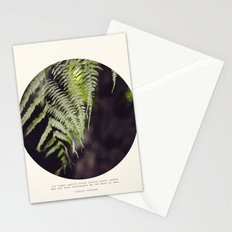 Rearranged  Stationery Cards