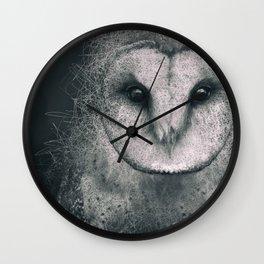 Wisdom Wall Clock